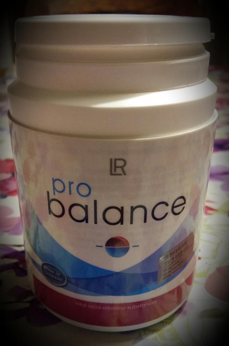 LR Pro Balance